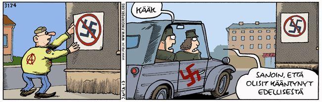 Fingerpori Hitler