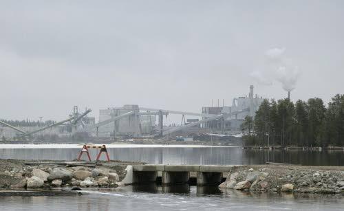 Kemijärvi Sellutehdas