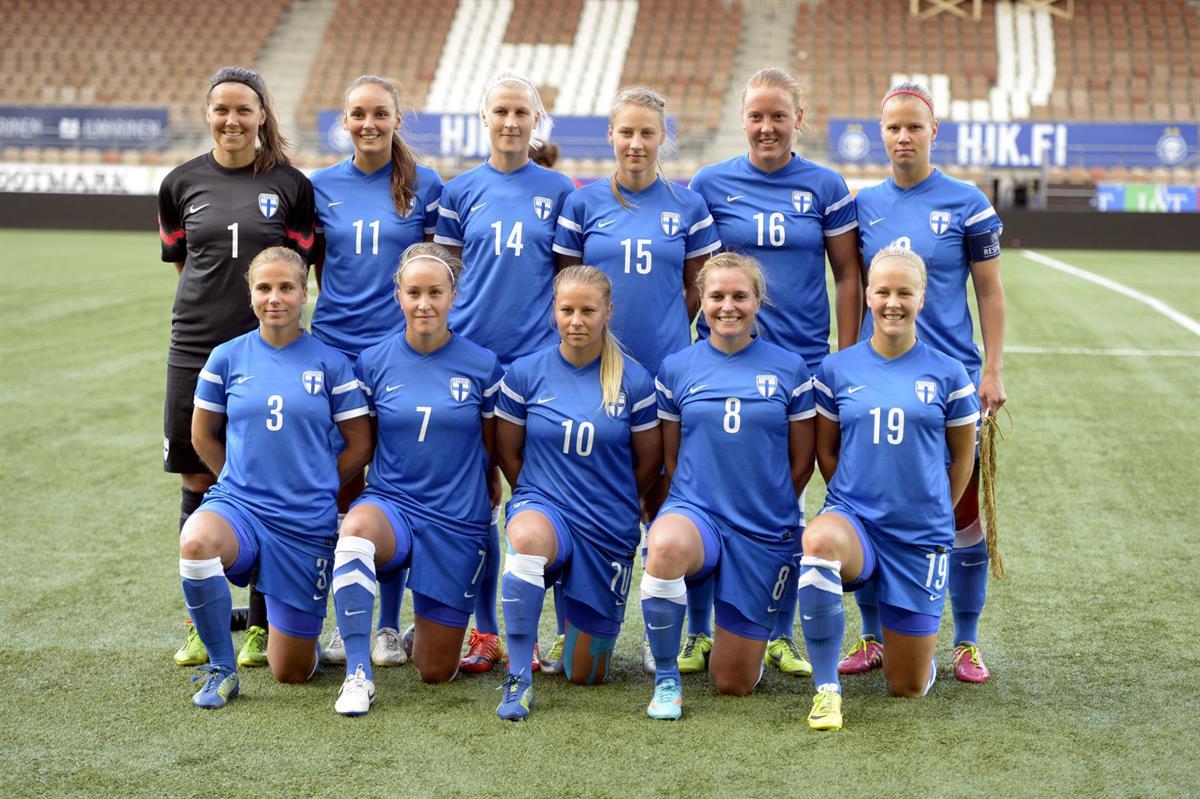 Naisten Mm Jalkapallo
