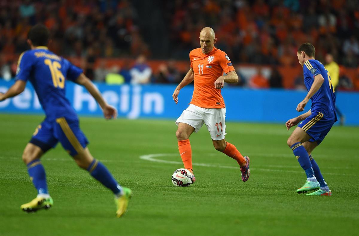 Hollannin Jalkapallomaajoukkue