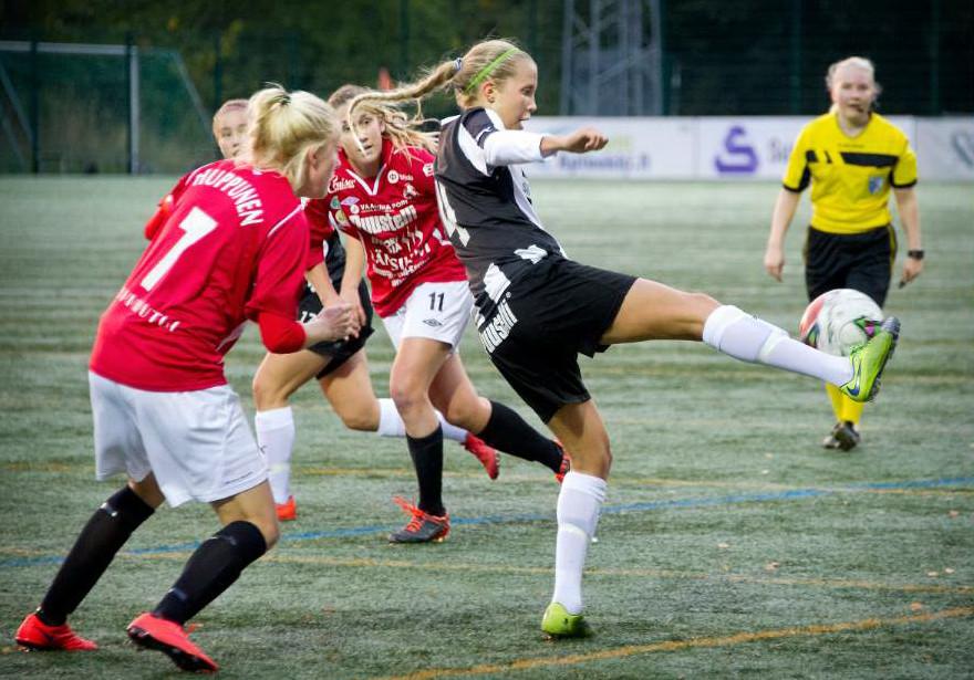 Tps Jalkapallo Naiset