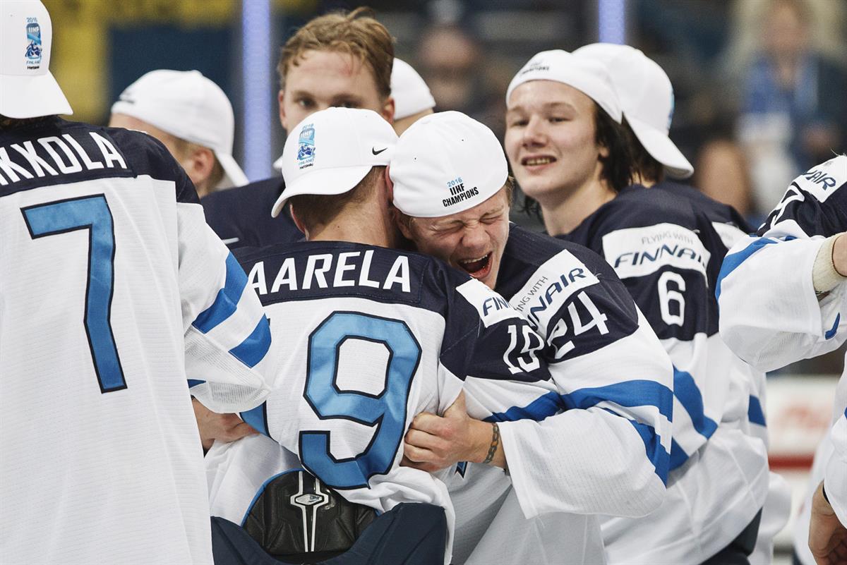 Maailmanmestaruus Jääkiekko