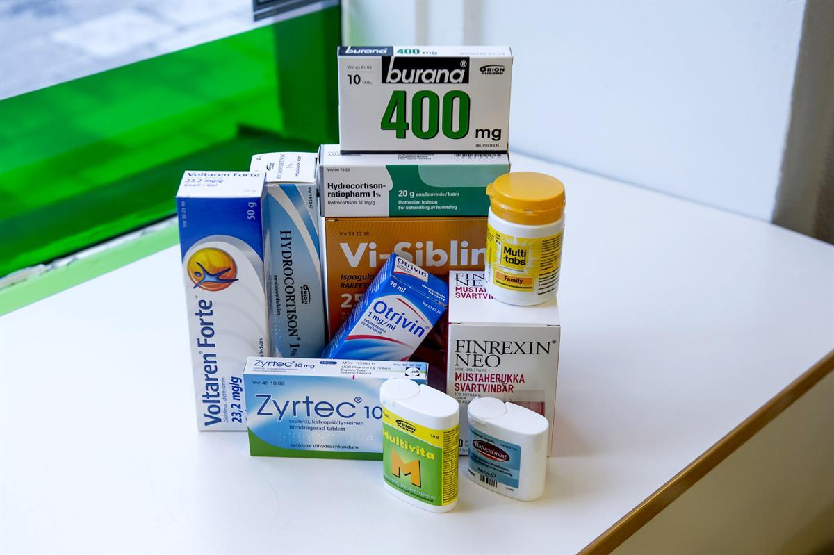 Verenluovutusta Estävät Lääkkeet