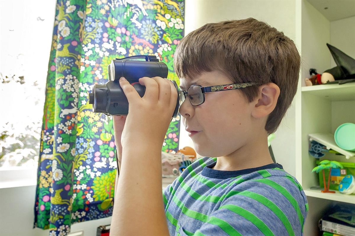Koululaisten maksuton näöntarkastus ja silmälasimääritys