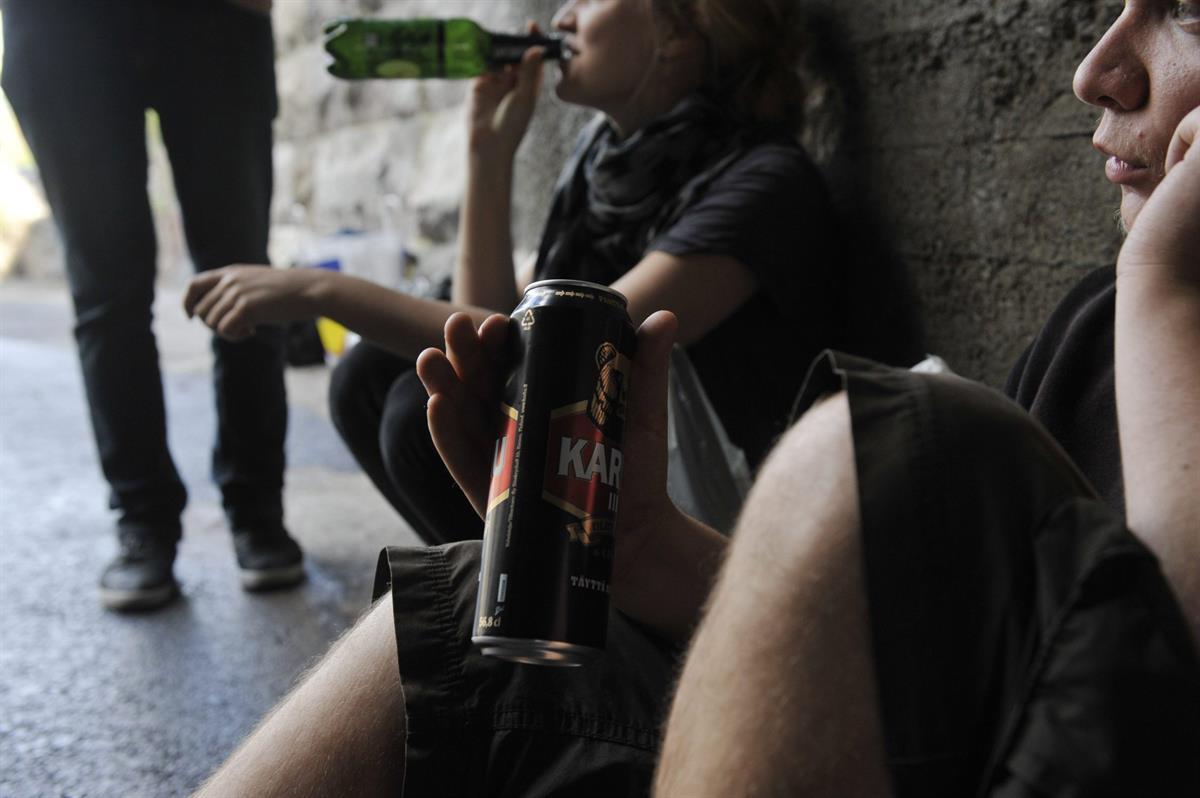 Alkoholin Myyntiaika