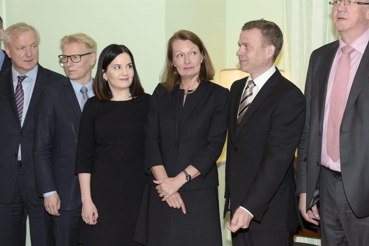 Uudet Ministerit