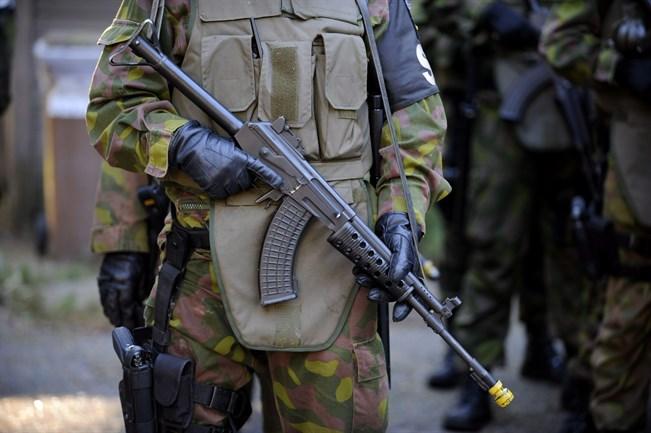 Poliisisurmassa käytetty ase viety puolustusvoimista - Kotimaa - Turun Sanomat