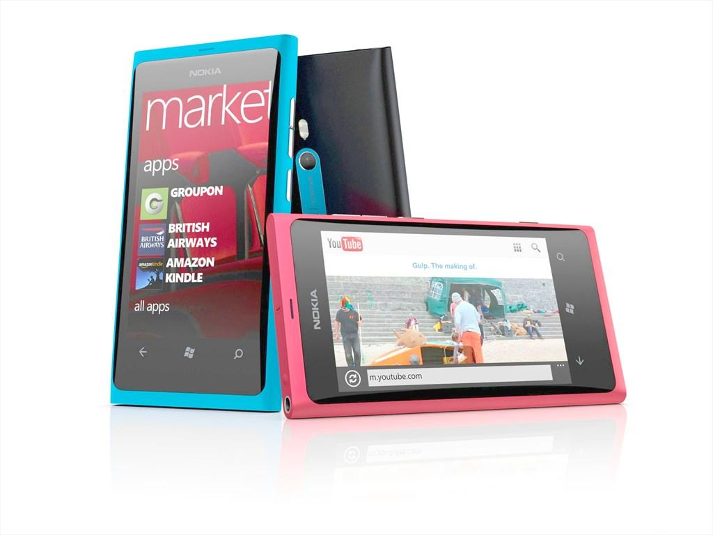 Nokian älypuhelimet
