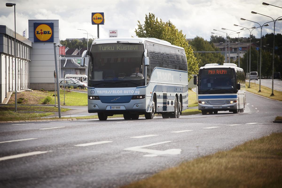 Bussi 18 reitti turku