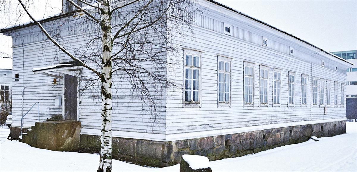 Oulun rakennuslautakunta