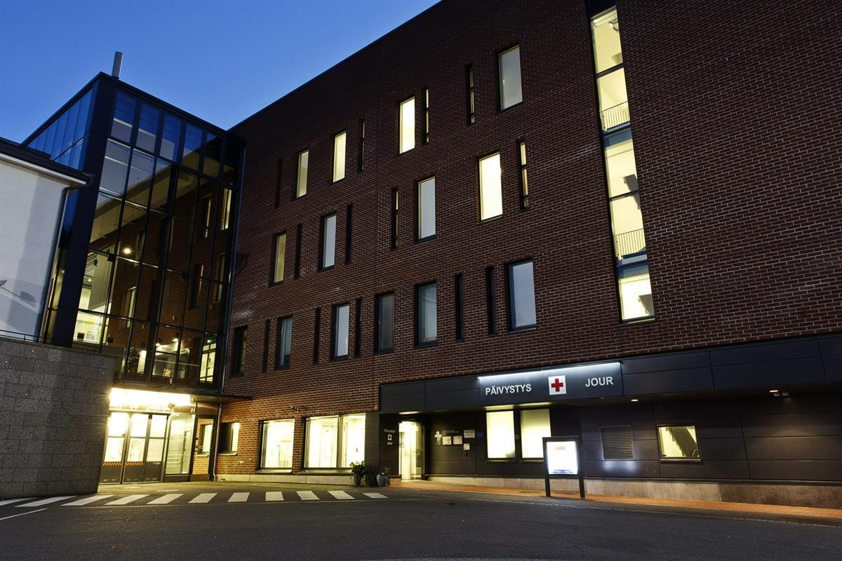 Malmin Sairaalan Laboratorio