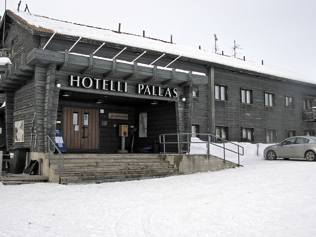 Hotelli Pallastunturi