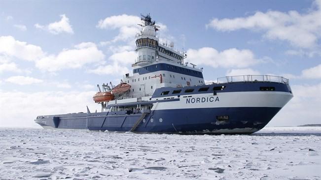 Monitoimimurtaja Nordica lähtee Tyynellemerelle juuri kun Suomessa tarvittaisiin sitä.