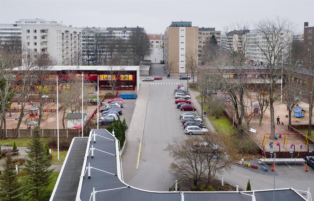 Ruusukorttelin päiväkoteja puolustetaan - Paikalliset - Turun Sanomat
