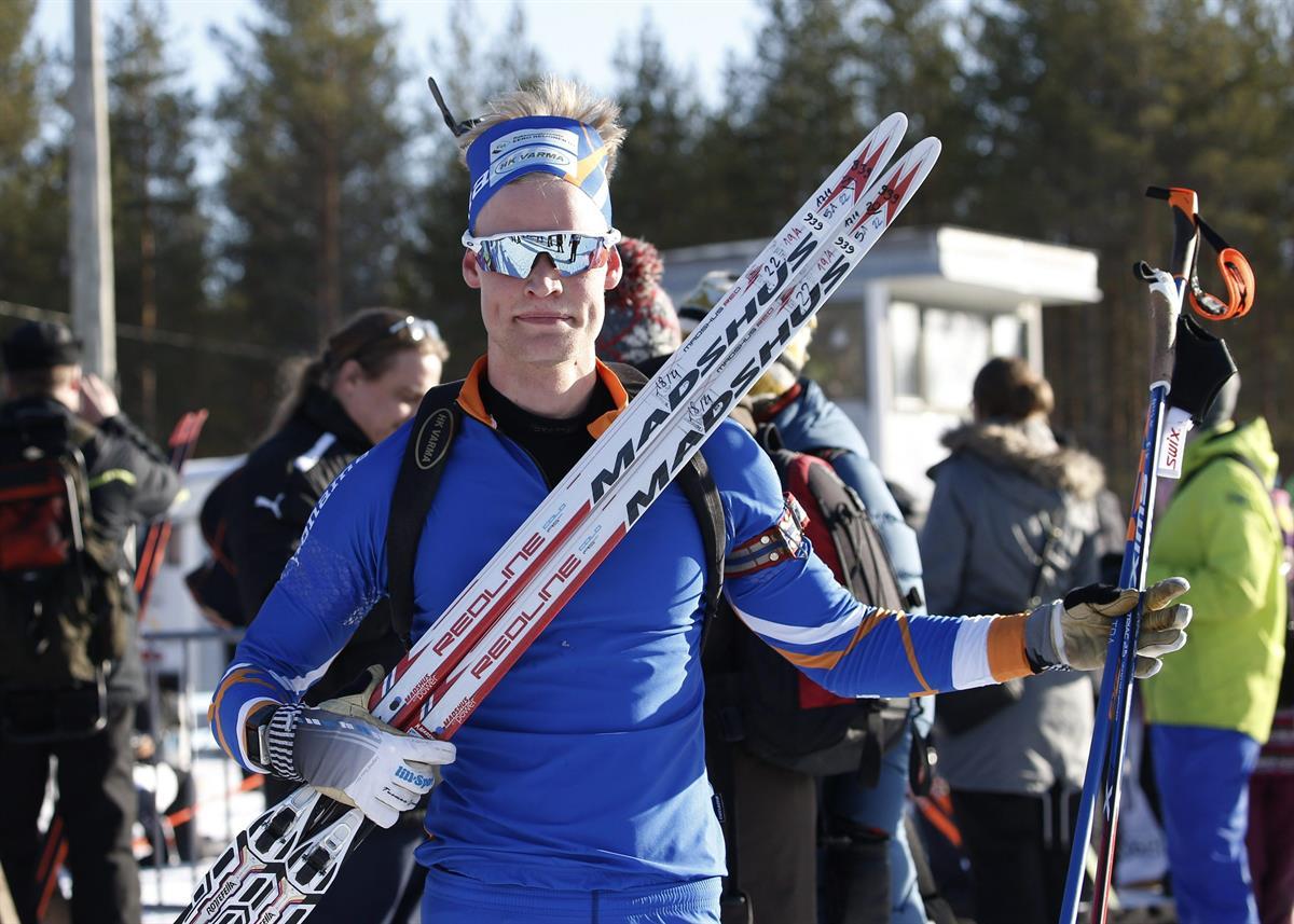 Tuomas Grönman sai apua Hiidensaloilta - Urheilu - Turun Sanomat