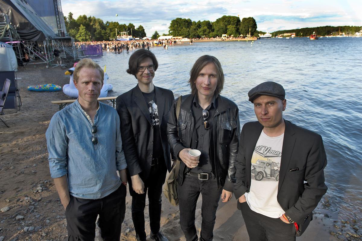 Salaliitto Bändi