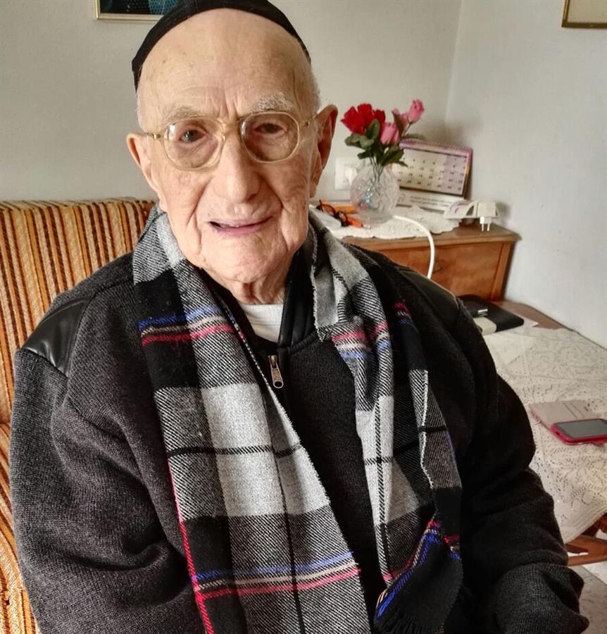 Maailman vanhin mies kuoli 113-vuotiaana Israelissa