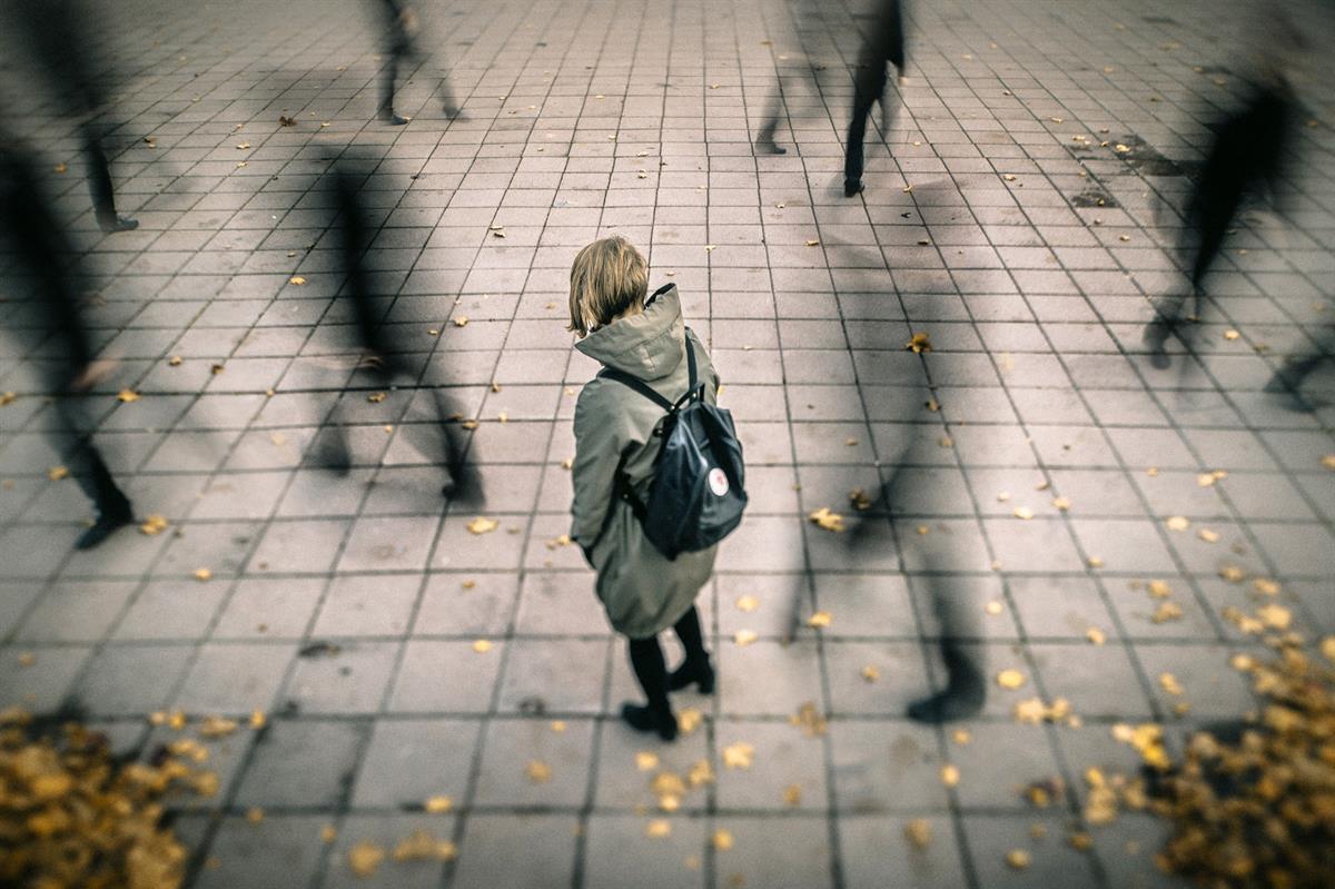 Yksinäisyys