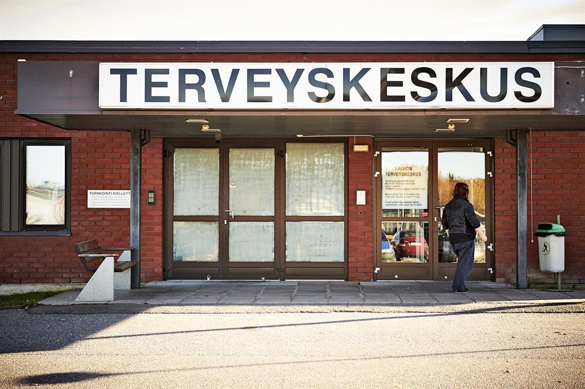 Terveyskeskus Ajanvaraus Turku