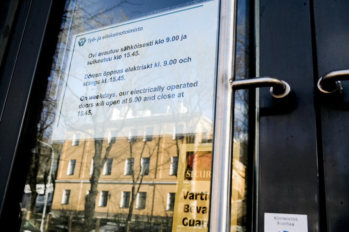 Varsinais-Suomen työttömyys kääntyi tuntuvaan kasvuun ensimmäistä kertaa vuosiin