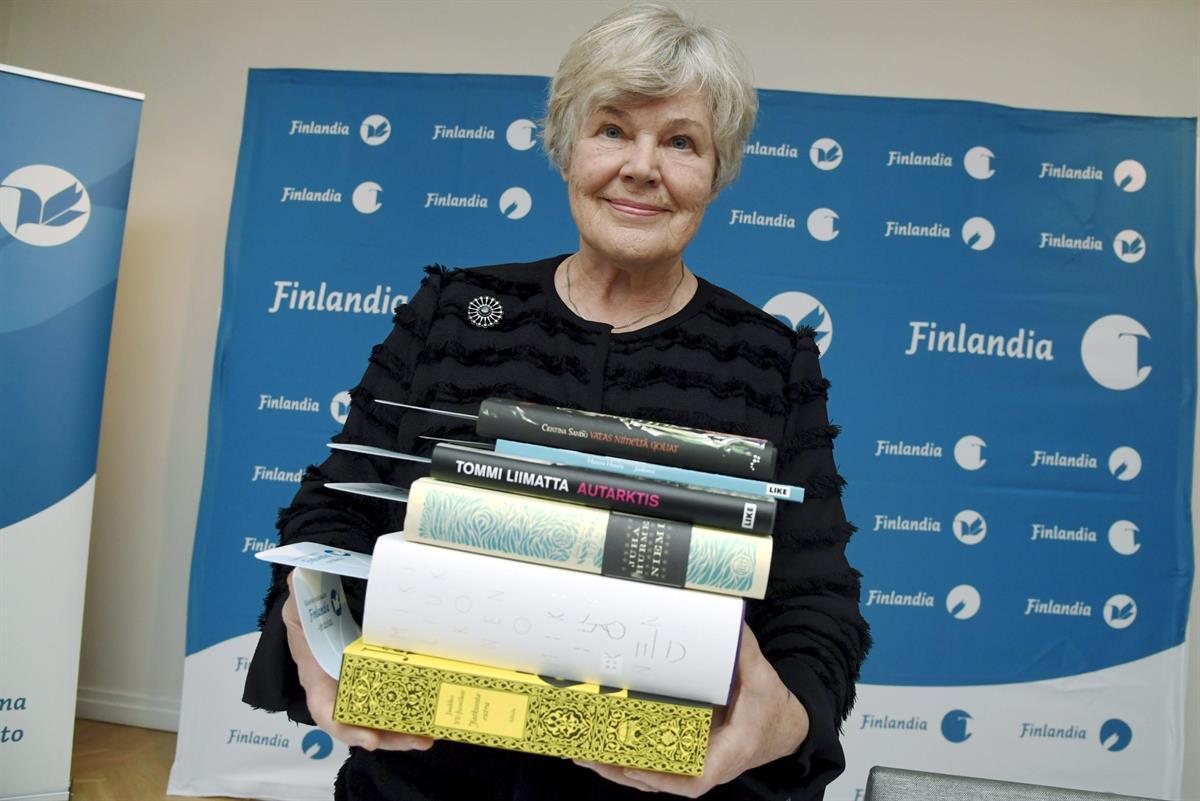 Kaunokirjallisuuden Finlandia-Palkinto