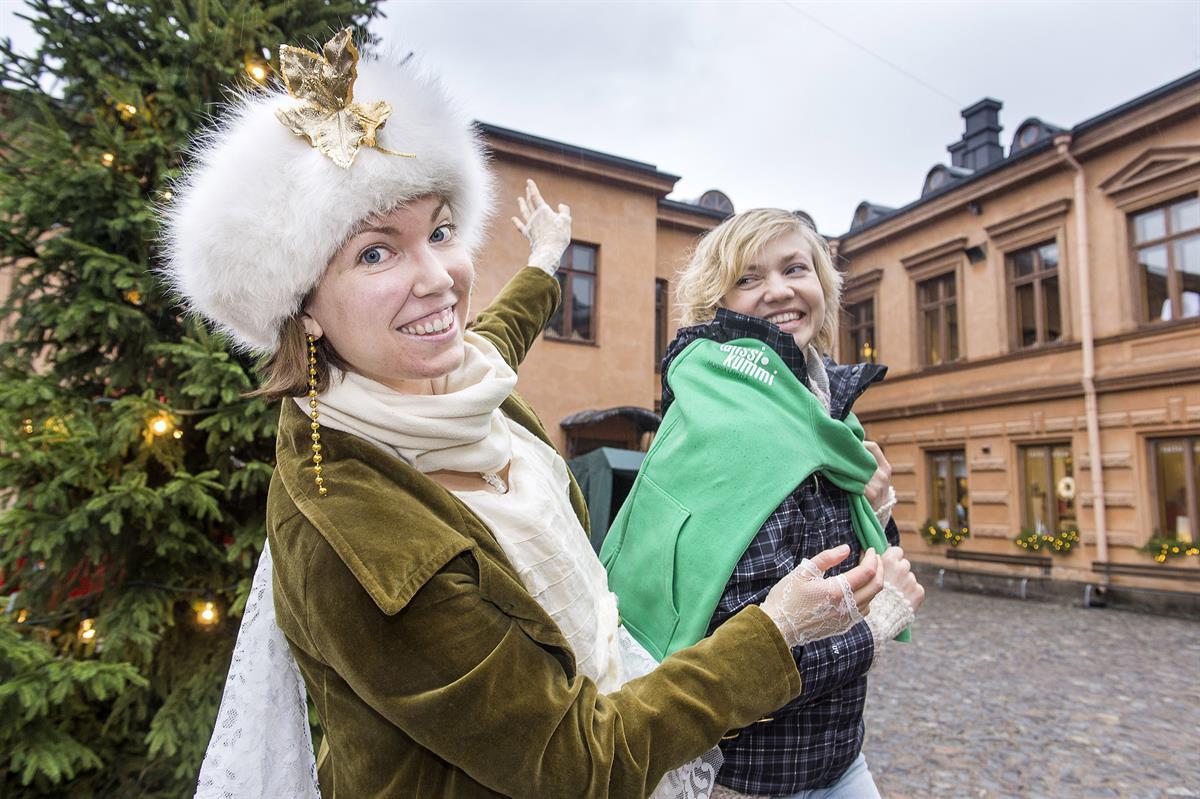 joulukalenteri 2018 turun sanomat Tanssiva joulukalenteri etsii tänä vuonna kehon joulurauhaa  joulukalenteri 2018 turun sanomat