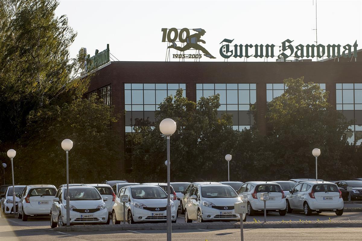 Turun Sanomat vähentää 11 henkilöä - Paikalliset - Turun Sanomat
