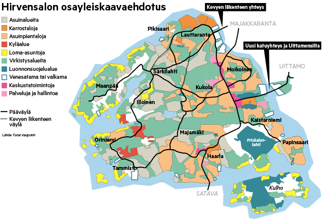 Asukkaiden Ankara Arvostelu Ei Poistanut Uittamonsiltaa