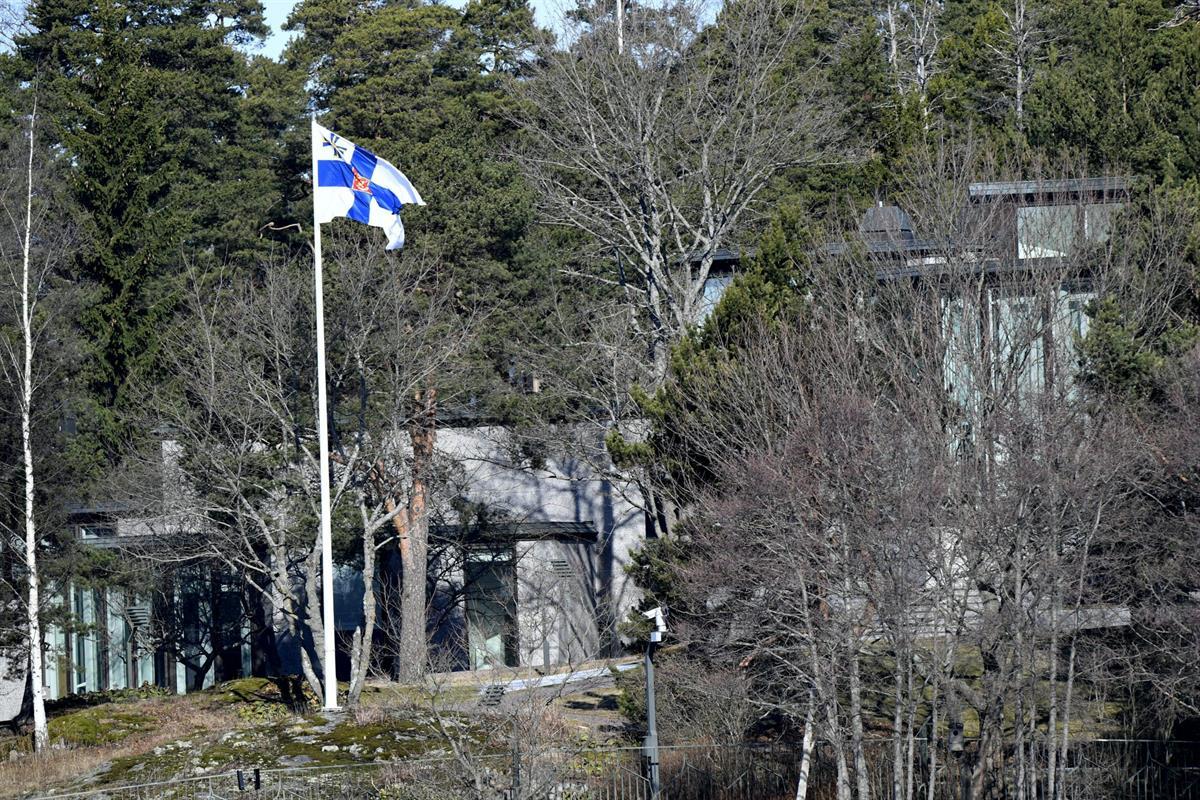 Suomen Lipun Käyttö