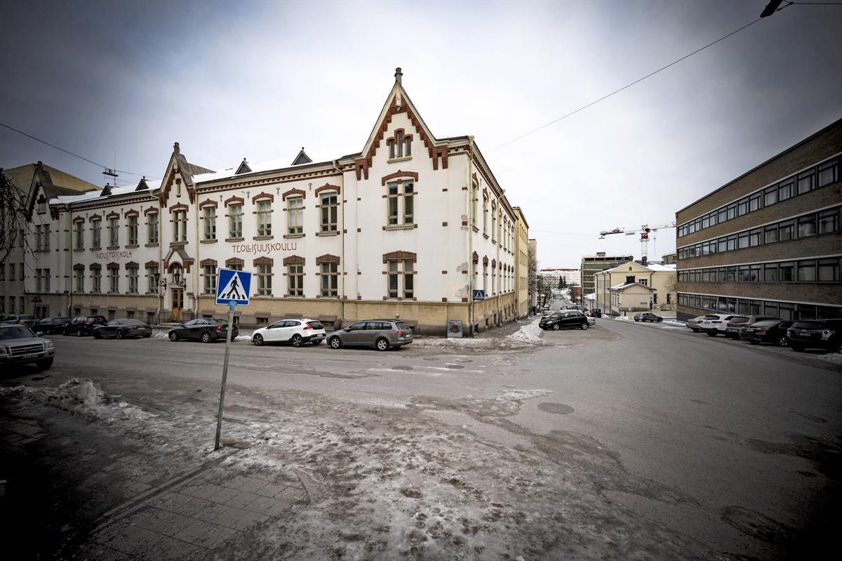 Sepänkatu 1 Turku