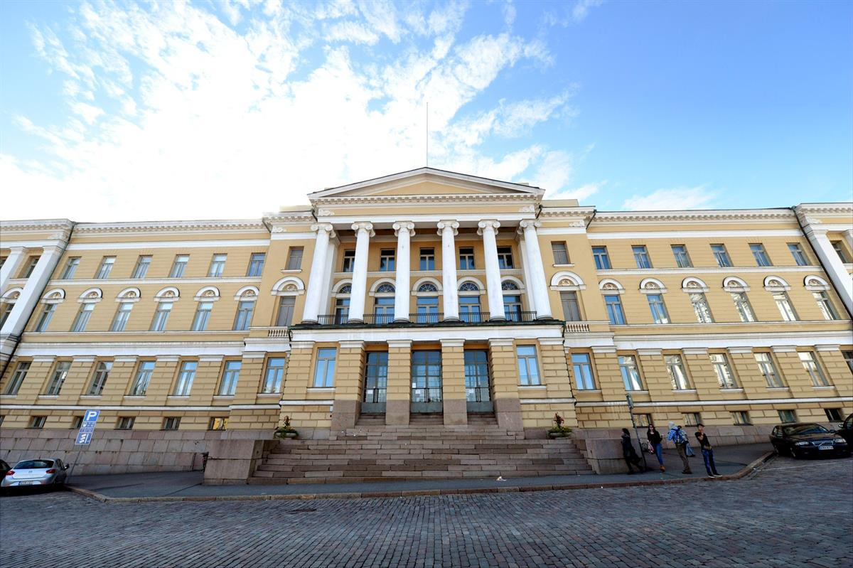 Helsingin Yliopisto Rekry