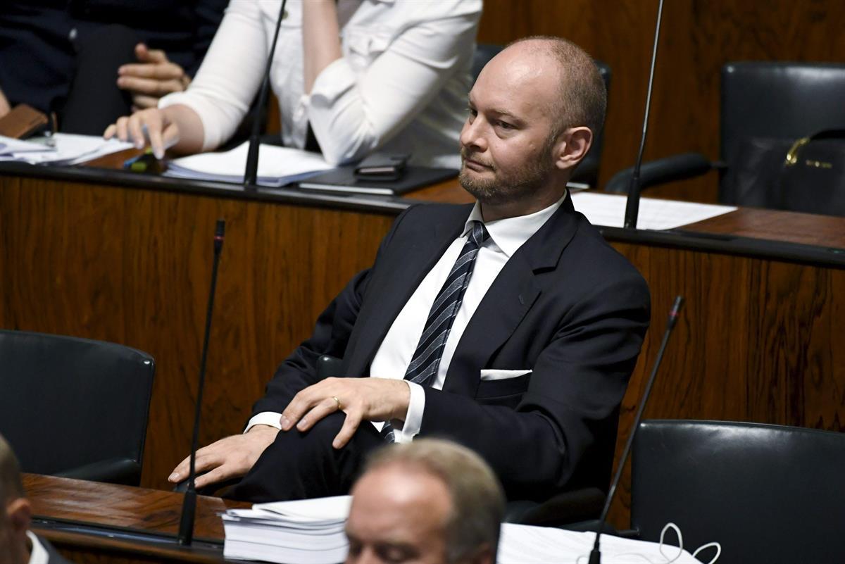 Eurooppaministeri