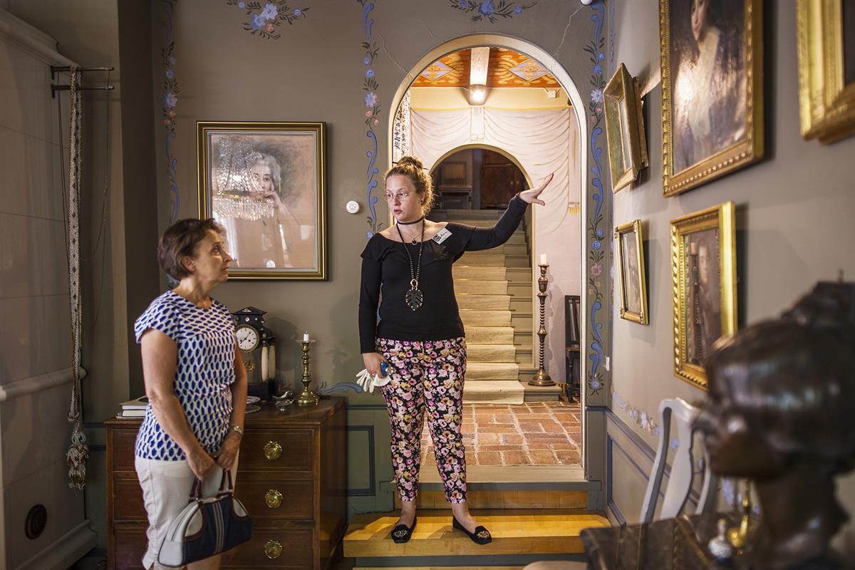Kiehtova kierros ateljeekodissa – Casa Haartman on oikea museolöytö