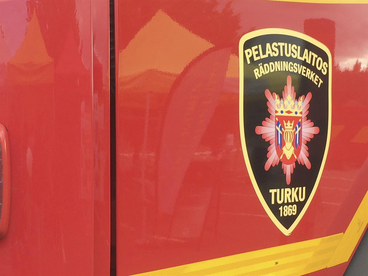 Parocin tehtaalla syttyi tulipalo Paraisilla – sammutettiin nopeasti yhteistyöllä