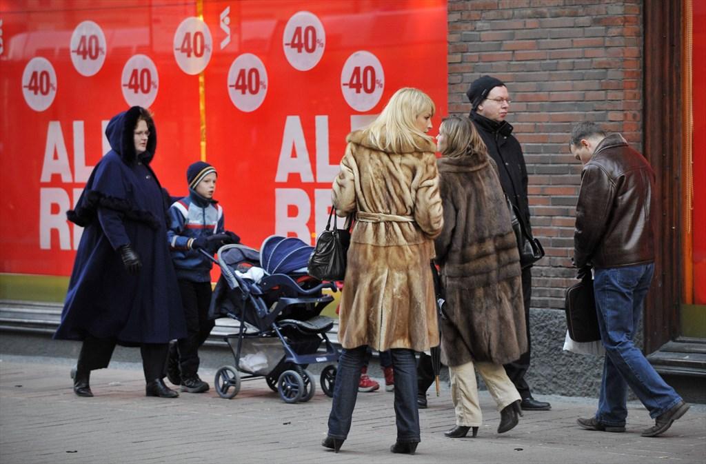 Venäläisten Määrä Suomessa