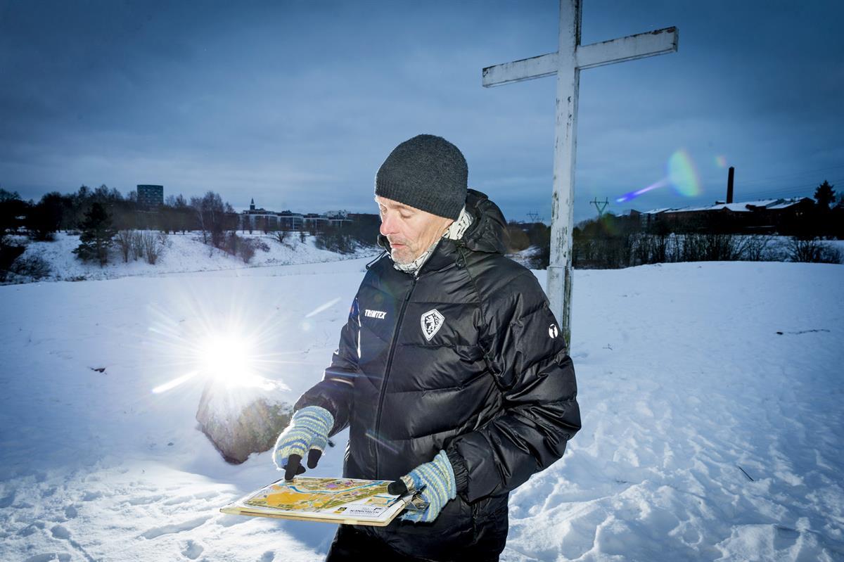 Suunnistamalla Turku tutuksi –Moni luulee, että ei osaa suunnistaa, vaikka näin ei ole: taitoa tarvitaan ruotsinlaivan buffetissakin