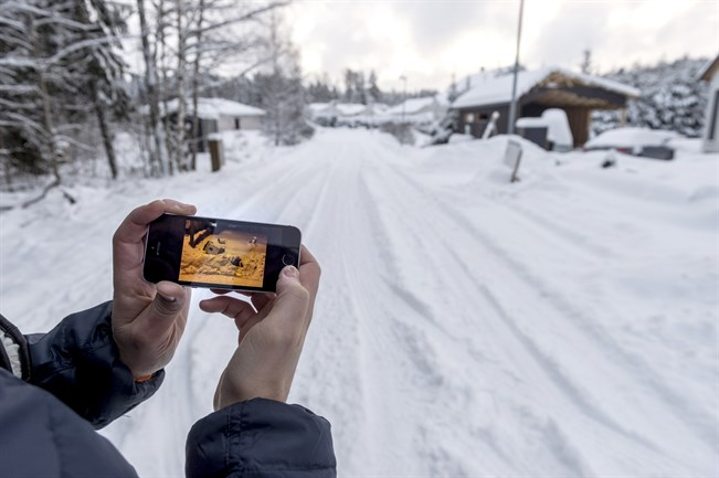 Kaarinan Kesämäen asukkaat eivät ole tyytyväisiä talvikunnossapitoon –  jyrätyt postilaatikot e3c7f863ac