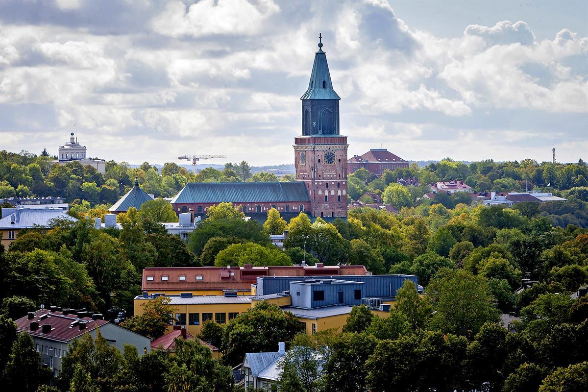 Turku Jyväskylä