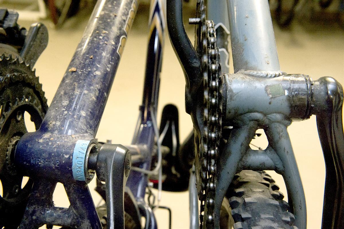 Pyörän Runkonumero