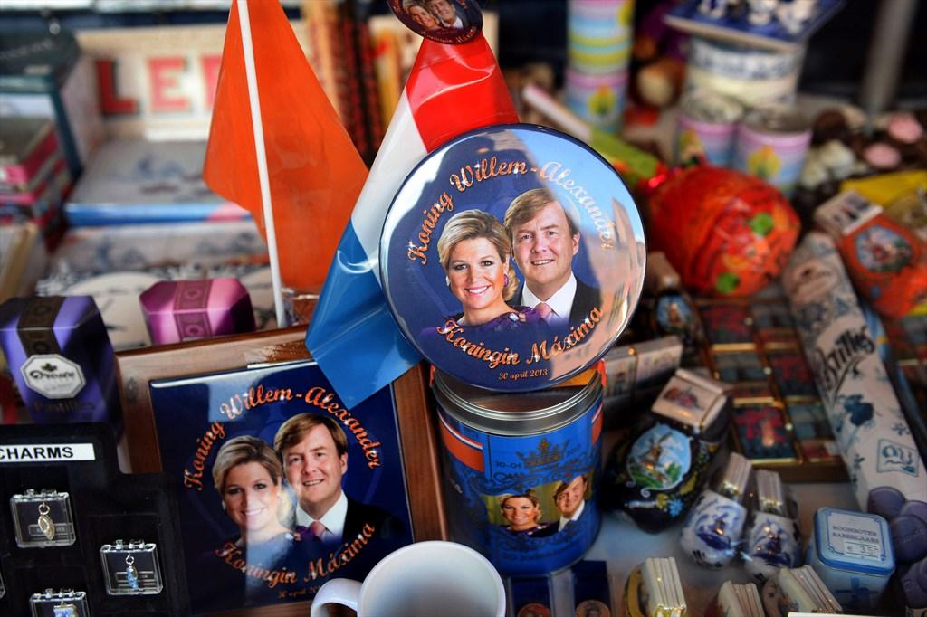 Hollanti pukeutuu oranssiin - Ulkomaat - Turun Sanomat