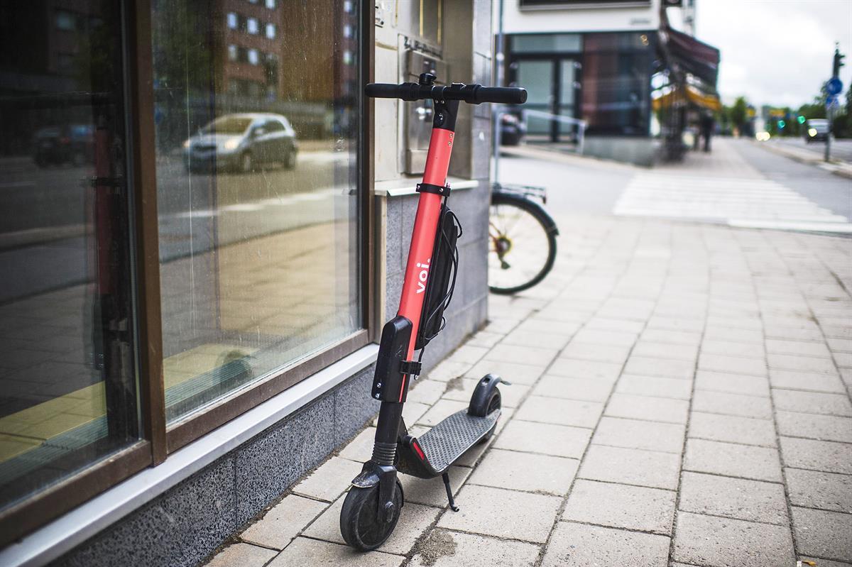 Voi Sähköpotkulauta Turku