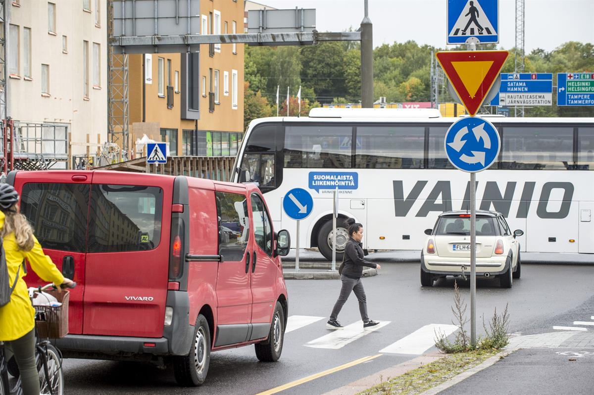 Vainion Liikenne Helsinki Turku