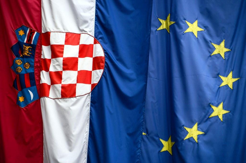 Kroatia Eu Maa