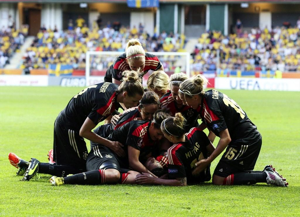 Jalkapallo Saksa
