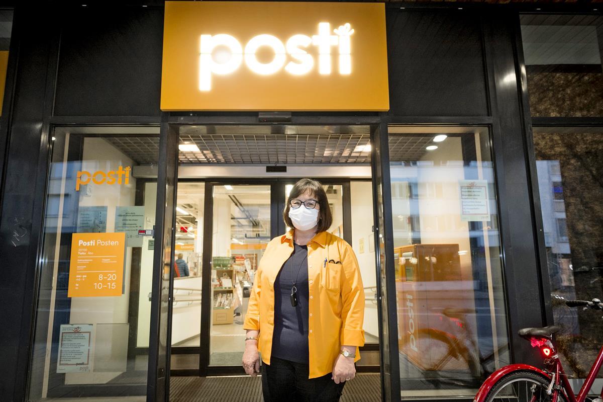Postille Töihin