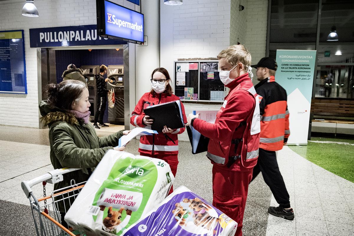 Turku: Turku saa puolet rokotemäärästä, joka meille kuuluisi...