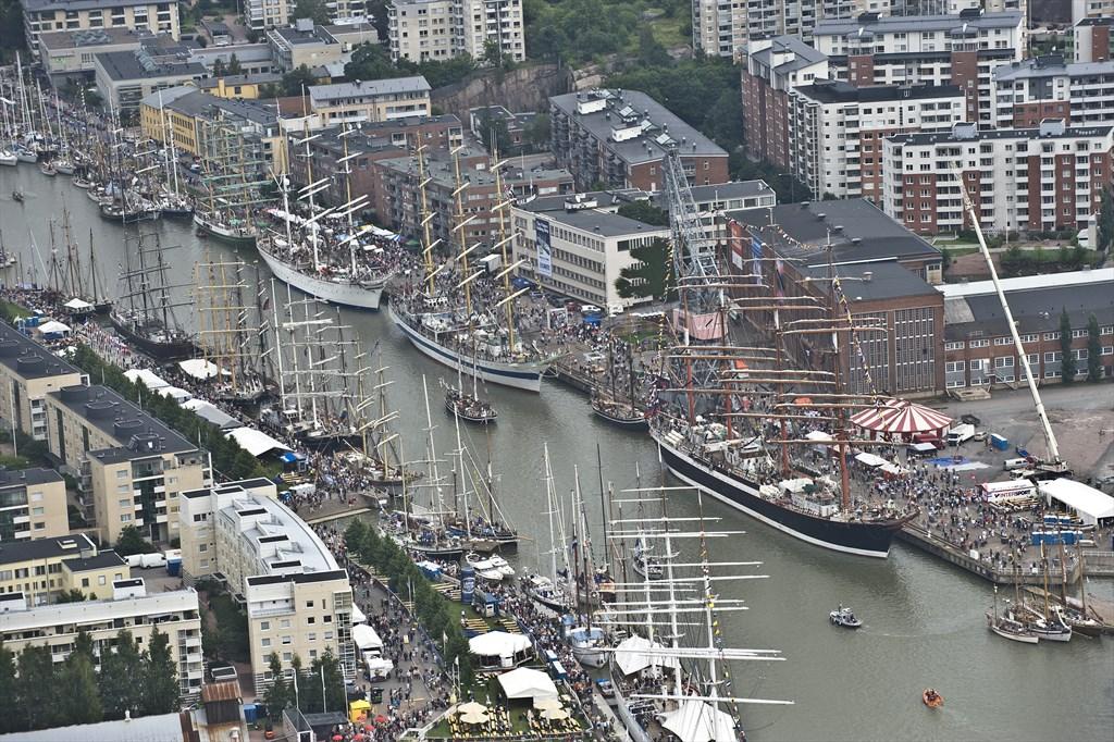 Tall ship race turku 2017