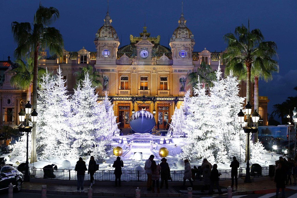 joulu turku 2018 Turussa musta – Monacossa valkoinen joulu   Maailma   Turun Sanomat joulu turku 2018
