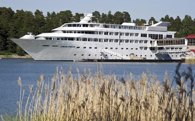 Naantalin Kylpylä Laiva