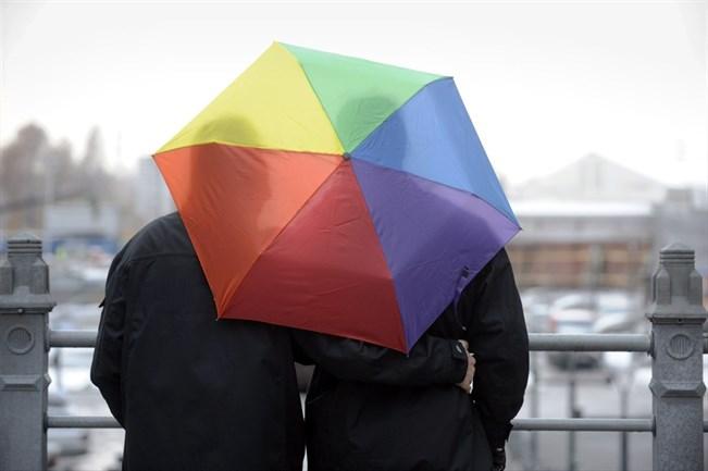 Kuorma-auton kuljettajat homo seksiä